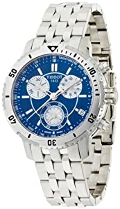 Tissot Men's Prs 200 Chrono Quartz Watch T0674171104100