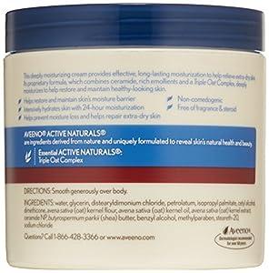 Aveeno Skin Relief Moisturizing Cream 11 Ounce