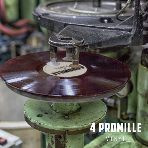 Vinyl-Digipack by 4 Promille