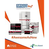 OneAssist 2 Years EW Pro Plus  Plan For Washing Machines Between Rs. 15,001 - Rs. 20,000