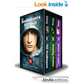 Box Set: The Soulkeepers Series Part One (Books 1-3)