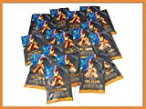 Instafire Fire Starter Pouches, Durable Mylar Packs Lights Up To 4 Fires, (24 Packs)