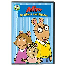 Arthur: Brothers and Sisters DVD