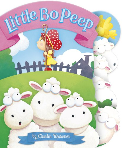 Little Bo Peep (Charles Reasoner Nursery Rhymes)