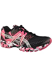 Asics Men's GEL-Noosa Tri 8 Running Shoes Hot Pink/White/Black D(M) US