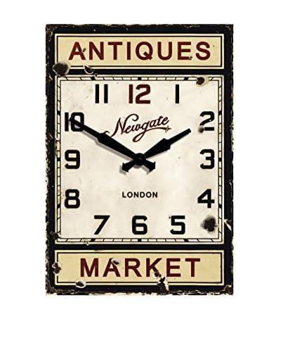 Newgate Clocks Antiques Market Clock