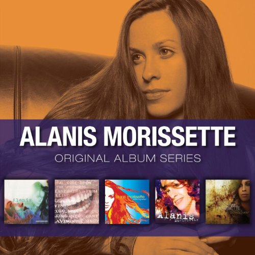 Alanis Morissette - Alanis Morissette - Original Album Series - Lyrics2You
