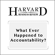What Good are Shareholders? (Harvard Business Review) (       UNABRIDGED) by Thomas E. Ricks Narrated by Todd Mundt