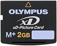 Olympus M+ 2 GB xD-Picture Card Flash Memory Card 202332 Retail package by Olympus