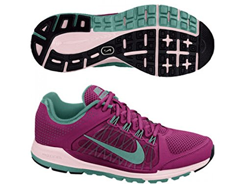 Nike Ladies Zoom Elite+ 6 Running Shoes nike nike zoom lj