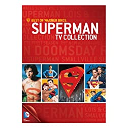 Best of Warner Bros - Superman TV Collection