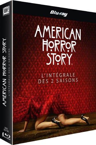 Coffret american horror story, saisons 1 et 2 [Francia] [Blu-ray]