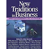 New Traditions in Businessby Willis W. Harman
