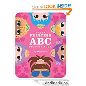The Princess ABC Picture Book (Mary Lee Princesses)