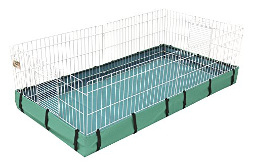 """Guinea Habitat"" Guinea Pig Cage & Accessories by MidWest 51rLwgUpfJL"