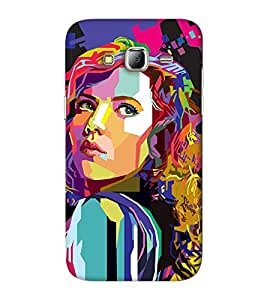 Design Cafe Back Cover for Samsung Galaxy J2