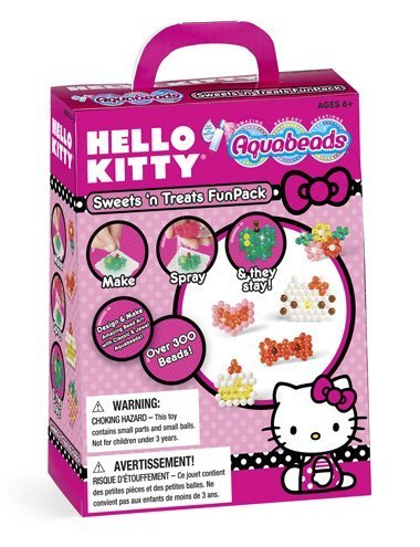 Aquabeads Hello Kitty Sweets 'n Treats FunPack
