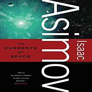 The Currents of Space Audiobook