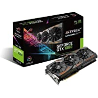ASUS ROG GeForce GTX 1080 8GB GDDR5X HDCP Ready Video Card + ASUS Gifts + NVIDIA GIFT - For Honor or Ghost Recon