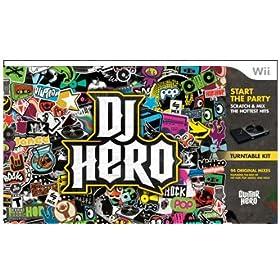 DJ Hero Bundle with Turntable