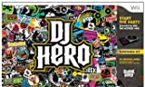 Wii DJ Hero Bundle with Turntable