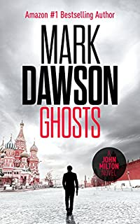 Ghosts - John Milton #4 by Mark Dawson ebook deal