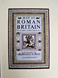img - for Map of Roman Britain Scale: About 10 Miles to One Inch book / textbook / text book