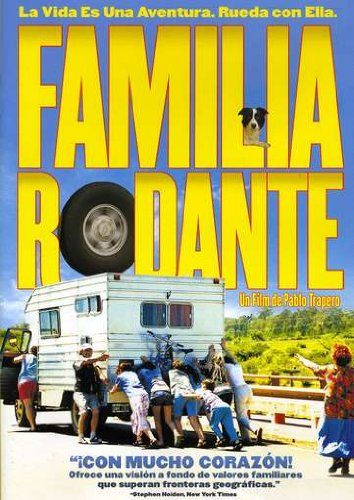 Cover art for  Familia Rodante