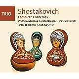 Shostakovich: The Complete Concertos (3 CDs)