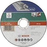 Bosch 2609256314 DIY Trennscheibe Metall 115 mm ø x 1,6 mm gerade