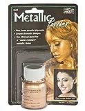 Mehron Make Up Metallic Puder gold 14g