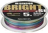 ダイワ(Daiwa) ライン 棚センサーブライト+Si 5.0号  300m