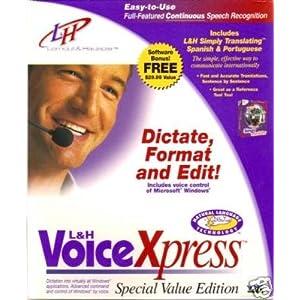 L+H Voice Express