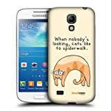 Head Case Walk Life Of Fantastic Animals Case For Samsung Galaxy S4 Mini I9190