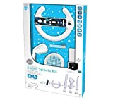 echange, troc PLAYFECT - Kit Sports 6 Accessoires Compatibles Wii Motion + + Wiimote (Télécommande Wii Remote) + Protection Wiimote Silicon