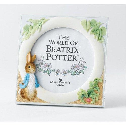 Peter Rabbit And Friends Border Fine Arts - Beatrix Potter - Sweet Peter Rabbit Photo Frame front-454976