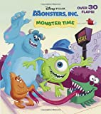 img - for Monster Time (Disney/Pixar Monsters, Inc.) (Nifty Lift-and-Look) book / textbook / text book