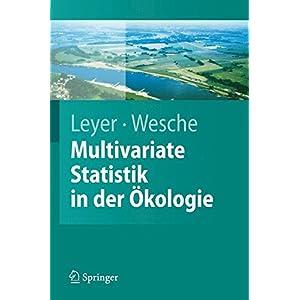 Multivariate Statistik in der Ökologie: Eine Einführung (Springer-Lehrbuch) (German Edit