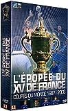 L'épopée des rugbymen français : Coupes du monde de rugby, 1987-2003
