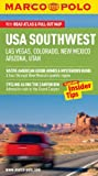 Image of USA Southwest (Las Vegas, Colorado, New Mexico, Arizona, Utah) Marco Polo Guide (Marco Polo Travel Guides)