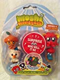Moshi Monsters: Moshlings Series 4 Figure set E