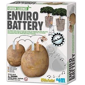 Green Science Enviro Battery