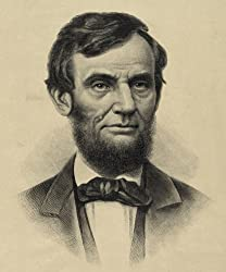 Undated Portrait of Abraham Lincoln, Attributed to a 'Rea' - Curious 11x14-inch Photographic Print from the Library of Congress