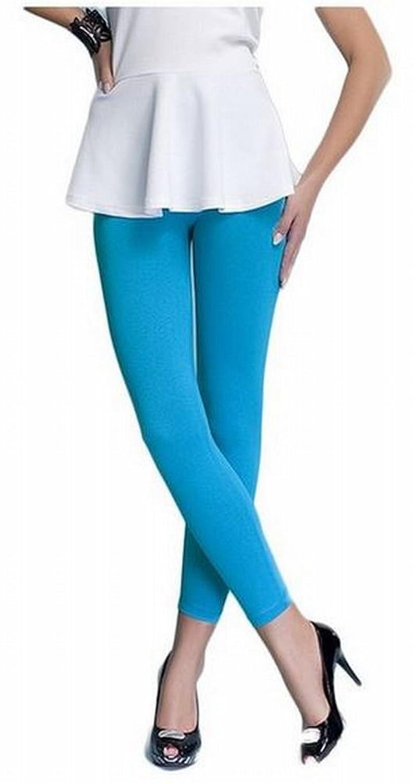 Galaxie Damen Leggings Hose lang aus Baumwolle, 21 verschiedene Farben online bestellen