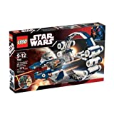 LEGO� Jedi Starfighter™ with Hyperdrive Booster Ring ~ LEGO
