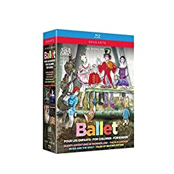 Ballet for Children [Blu-ray]