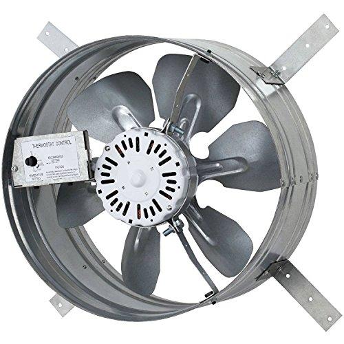 18 Volt Dc Fan : Ventamatic vx solups solar gable attic ventilator with