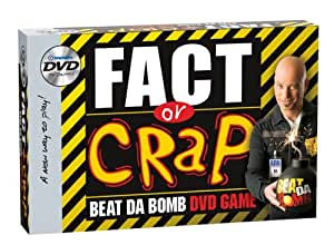 Fact or Crap DVD Game