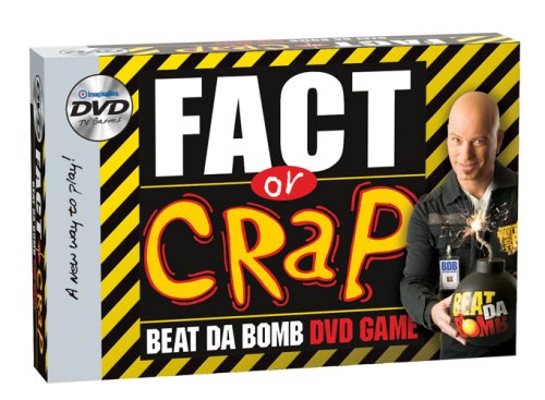 Fact or Crap DVD Game - 1