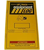 IRONguard 70-1065-2 Replacement Lift Truck Log Book for Electric Narrow Aisle